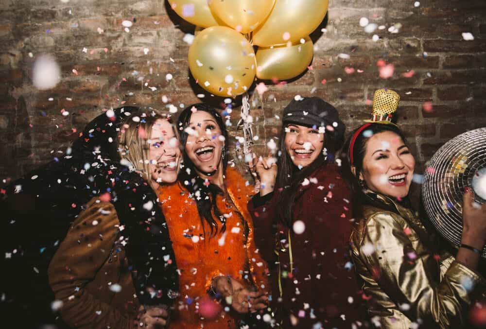Party New Year's | Residential Treatment | Beachside